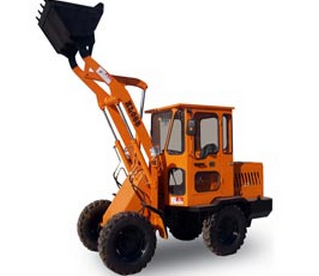 mini wheeled loader