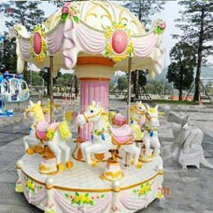 Beston kiddie carousel