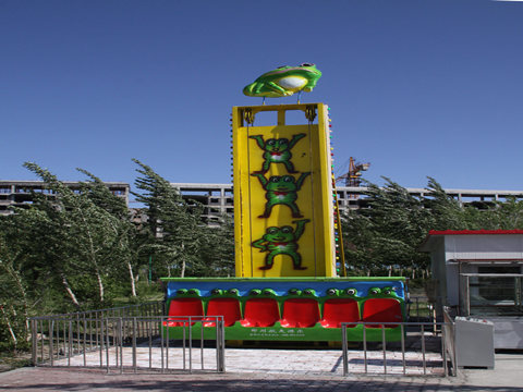 jumping frog ride for kids