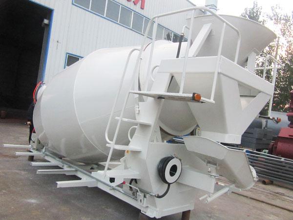 concrete mixer tank for trucks