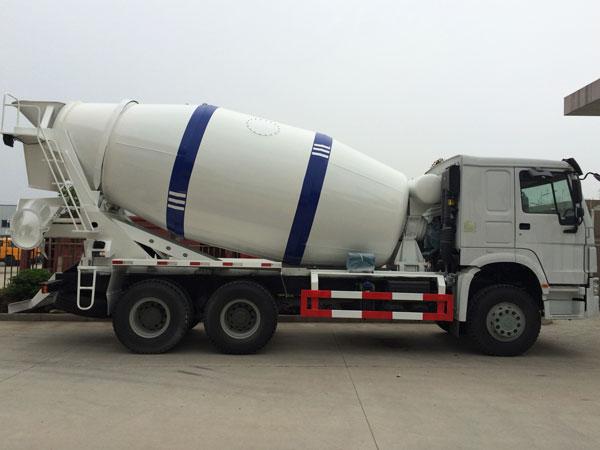 concrete mixer truck for sale
